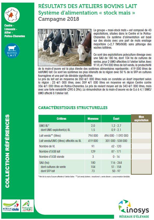 Rep res syst mes bovins laitiers stock ma s campagne - Chambre d agriculture de la manche ...