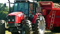 La consommation des tracteurs mésurée